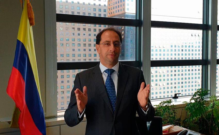 José Manuel Restrepo Abondano, ministro de Comercio, Industria y Turismo de Colombia.
